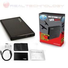 CASE BOX ESTERNO IN ALLLUMINIO PER HARD DISK 2,5 SATA USB 2.0 VULTECH