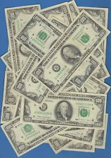 (1) $100 FEDERAL RESERVE HUNDRED DOLLAR BILL... OLD CURRENCY...F/VF