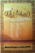 Eddie Aikau Memorial Invitational Big Wave Riding Contest Poster 2004-2005