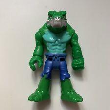 Imaginext Superheroes - Super Hero - Killer Croc - Marvel / DC