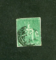 Mauritius Stamps # 23 VF used 4 margins Scott Value $400.00