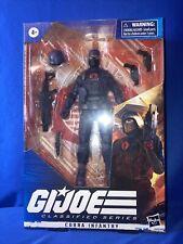GIJoe Classified Cobra Infantry Trooper 6 Inch Figure Brand New MIB IN HAND