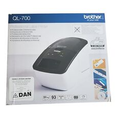 Brother QL-700 High-Speed Thermal Label Printer