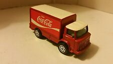 Vintage Corgi Juniors Leyland Terrier Die Cast Coca-Cola Delivery Truck NM