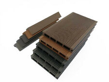 More details for premium composite wpc plastic decking boards joists trims edgings fixings clips