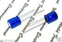 2pcs - Vishay BC (PHILIPS) 136 100uF 50V 105°C 10x12mm Radial Capacitor