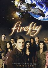 Brand New DVD Firefly: The Complete Series (2002) Nathan Fillion Gina Torres