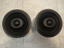 "NEW Vifa 4"" Speakers.M&K Miller Kreisel.MP6.Coaxial.MK.Full Range.Monitor.8ohm"