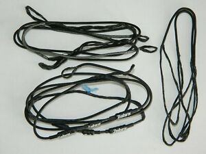 "60X Custom Strings 33 7//8/"" Buss Cable Fits Mathews MQ32 80/% Bow"