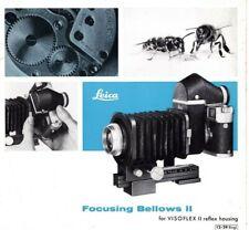 ORIGINALE LEICA WETZLAR FILTRO versione Mount e48 48mm Vintage empty vuoto//19k