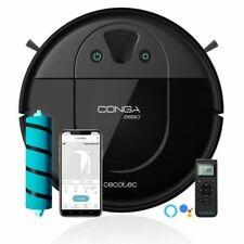 Cecotec Robot aspirador Conga 2690 2700 Pa. con tecnología iTech Camera 360