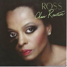 """DIANA ROSS-Chain Reaction (7"""" CAPITOL Vinyle Single disque Germany 1985)"""