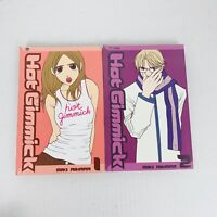 Hot Gimmick Volumes 1 & 2 Miki Aihara (Viz Media, Manga Lot) Graphic Novel Anime