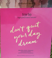 tarte Don't Quit Your Day Dream Eyeshadow Palette NEW Limited Edition with box