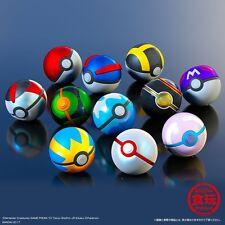 Official Pokemon Pokeball Collection Special Edition Premium Bandai Japan