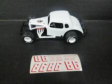 #86 Bill Kirk Modified 1/25th scale Die-Cast donor kit