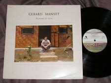 GERARD MANSET : Royaume de Siam - Rare VG++ LP VINYL 33RPM - FR. 1979 + OIS