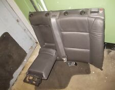SAAB 9-5 YS3E Facelift Kombi Rückenlehne links mit Armlehne Leder