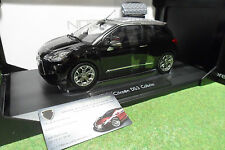 CITROËN DS3 Cabrio 2013 1/18 NOREV 181545 voiture miniature cabriolet convertibl