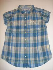Lee Shortsleeve Shirt Beyound Blue Gr. S  *L45VHPKT* NEU