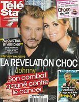 Tv Star No. 1722 - 28/09/2009 - Johnny Hallyday - Didier Bailey - Katherine