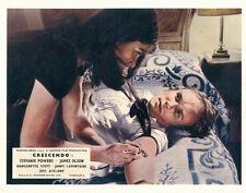 Crescendo Original British Lobby Card Hammer film Jane Laportaire James Olson