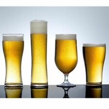 More details for plastic pint beer glasses - made uk -  reusable & unbreakable - fast delivery