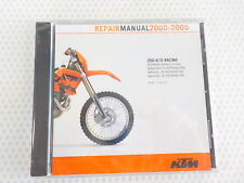 Original KTM 250-610 Racing 00-05 CD Reparaturanleitung Deutsch 3206023