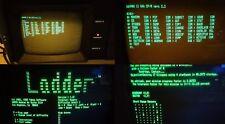Kaypro II (2) System/bootdisk 5 DISKS (basic) games, The Word+, ProfitPlan CP/M