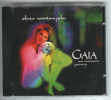CD Olivia Newton-John GAIA German release Bellaphon 1995 DDD excellent condition