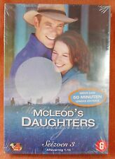 McLEOD'S DAUGTHERS - SEIZOEN 3 -- !!! DVD BOX - !!! NEW AND SEALED !!!