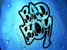 BAD BOY Sticker Vinyl Graphic Car-van-Laptop-wall