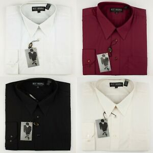 Next Original Collection Dress Shirts, Long Sleeve Relaxed Fit