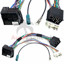 BM24 a BM54 Bordo Monitor Radio Navi Cable Adaptador para BMW E39 X5 E38 E46 Aux