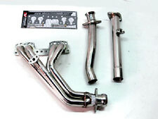 OBX SS Exhaust Manifold Header 90-95 Toyota 4Runner Pickup 2.4L 4Cyl 2WD 22R-E