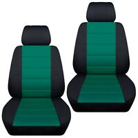 Fits 2007-2012 Holden commodore VE Sedan  front set car seat covers black-eme gr