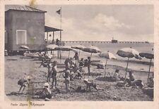 VADO LIGURE: La Spiaggia   1939