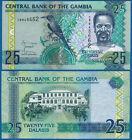 GAMBIA 25 Dalasis (2006) UNC P.27