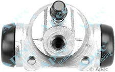 APEC WHEEL CYLINDER REAR FIAT MAREA MULTIPLA 1.6 1.9 JTD ESTATE MPV BCY1273