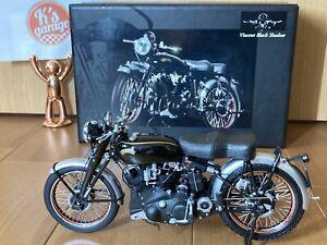 MINICHAMPS 1:12 Vincent Black Shadow HRD 1950 Series C 122134500 Classic Bike 31