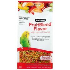 ZUPREEM FRUITBLEND SMALL - COMPLETE FOOD FOR BUDGIES 0.40KG