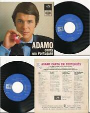 ADAMO EP PORTUGAIS CANTA EM PORTUGUES