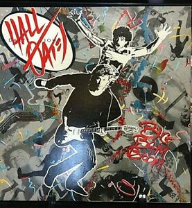 HALL & OATES Big Bam Boom Album Released 1984 Vinyl/Record Collection US pressed