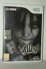 THE CALLING GIOCO USATO BUONO STATO NINTENDO Wii EDIZIONE ITALIANA PAL VBC 49395