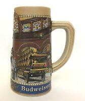 Budweiser Beer Stein National Historical Landmark Series B 1987 Anheuser Busch
