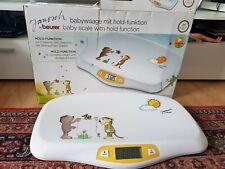 Beurer BY 80 Babywaage Waage wiegen Tarafunktion Abschaltautomatik