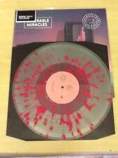 PINKSHINYULTRABLAST-100 ONLY LP-SPLATTER VINYL-MISERABLE MIRACLES+DOWNLOAD-M/UNP
