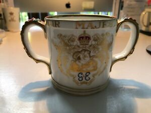 Exceptional 1937 Adderley Loving Cup for King George VI Coronation