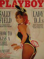 Playboy March 1986   Kim Morris       #1517 #2461 #2462 #2463