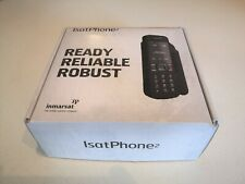 Inmarsat IsatPhone 2 Satellite Phone Complete Kit - USED